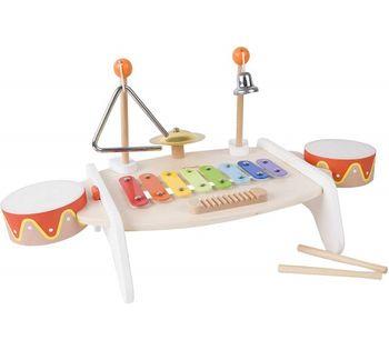 Деревянный музыкальный стол Classic World 40529