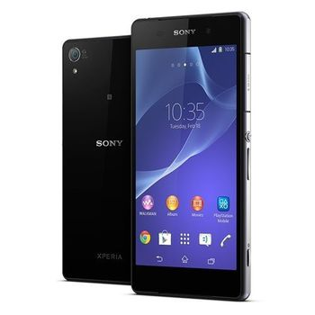 Sony Xperia Z2 (D6503) Black + Dock Station