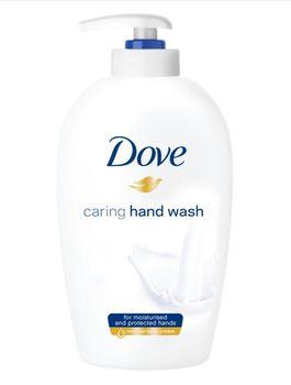 Жидкое крем-мыло Dove Красота и уход, 250 мл
