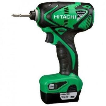 купить Аккумуляторная дрель-шуруповерт Hitachi WM10DBLRL в Кишинёве
