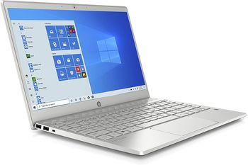 "купить HP Pavilion 13  13.3"" FullHD  ( Intel® Core™ i3-8145 2.10-3.9GHz, 8GB RAM, 128GB SSD, Intel® UHD Graphics 620, WiFi-AC/BT, WebCam, Backlit Keyboard, Bang & Olufsen Audio, FingerPrint, Win10, Mineral Silver ) в Кишинёве"