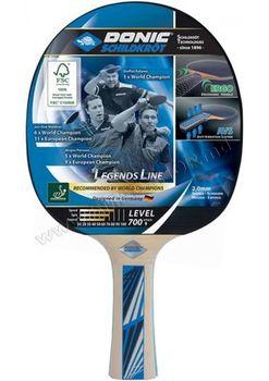 Ракетка для настольного тенниса Donic Legends 700 FSC FSC-wood 734417 (3193)