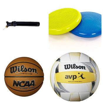 Насос для спортивных мячей Yakimasport 100060 (2413)