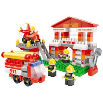 купить Bauer конструктор Fireman в Кишинёве