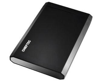 "Rack extern HDD/SSD External Box Chieftec CEB-2511-U3, 2.5"" SATA, USB 3.0 (carcasa externa pentru HDD/корпус внешний для HDD)"