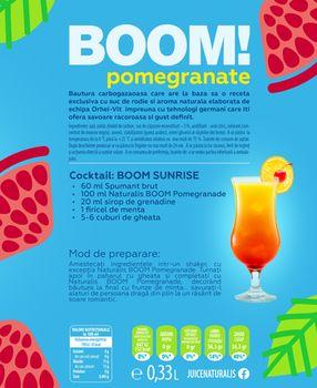 Naturalis BOOM! Pomegranate