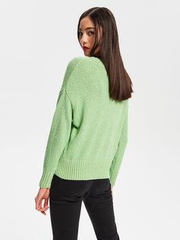 Трикотаж RESERVED Зеленый ve630-70x
