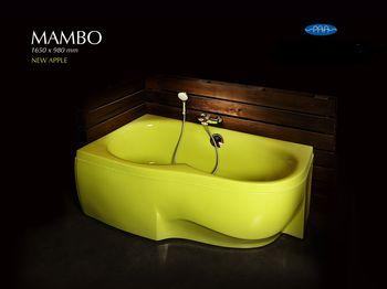 """Ванна MAMBO - марки P.A.A. """"фабрика ванн"""""""