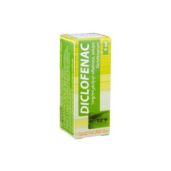 cumpără Diclofenac 1mg/ml 5ml pic. oft. în Chișinău