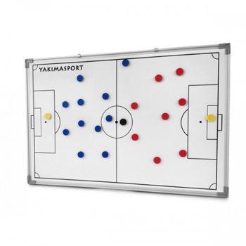 Тактическая доска футбольная 60x90 см Yakimasport 100014