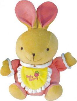 """Baby Mix игрушка мягкая музыкальная """"Кролик"""""""