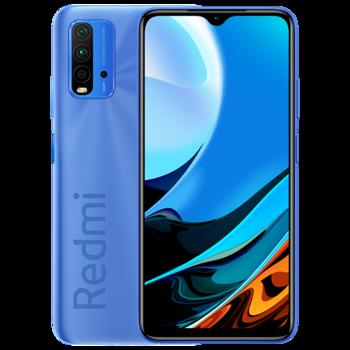 купить Xiaomi Redmi 9T 4/64Gb Duos, Blue в Кишинёве