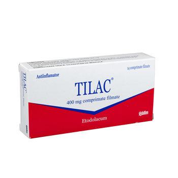 cumpără Tilac 400mg comp. film. N14 în Chișinău