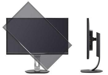 "купить 32.0"" Philips ""328P6AUBREB"", Black (IPS 2560x1440, 4ms, 450cd,LED50M:1, DP+HDMI+USB-C Dock, Spk,Pvt) (32.0"" IPS W-LED, 2560x1440 QHD, 4ms GTG, 450 cd/m², DCR 50 Mln:1 (1200:1), HDR-10, Adobe RGB 99% 1.07Billon Colors (10-bit display / 12-bit internal processing), 178°/178° @C/R>10, 30~83 KHz(H)/ 56~76Hz(V), D-Sub + DisplayPort 1.2 + HDMI(2.0) + USB-C (DP Alt mode, PD, data), Stereo Audio-In, Headphone-Out, USB-C Docking > USB 3.0 x2 Hub (1 w/fast charging) + RJ45, Built-in speakers, Built-in PSU, HAS 180mm, Tilt: -5°/+20°, Swivel +/-170°, Pivot, VESA Mount 100x100, LowBlue Mode, SmartUniformity: 96% ~ 103%, Delta E: <2, Black) в Кишинёве"