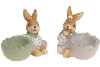 """Подставка для яйца """"Кролик"""" 8.5Х7Х9cm"""