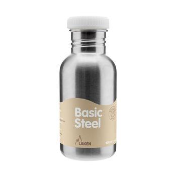 купить Бутылка Laken Basic Steel 0.50 L, BS50 в Кишинёве