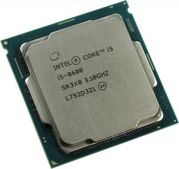 Intel® Core™ i5-8600, S1151, 3.1-4.3GHz (6C/6T), 9MB Cache, Intel® UHD Graphics 630, 14nm 65W, tray
