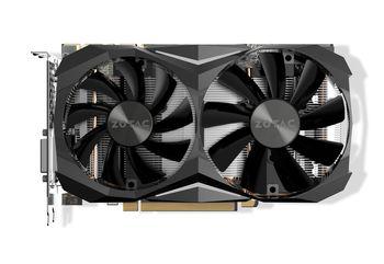 ZOTAC GeForce GTX 1080 Ti Mini 11GB DDR5X, 352bit, 1620/11000Mhz, Dual Fan IceStorm, HDCP, DVI, HDMI, 3xDisplayPort, Premium Pack