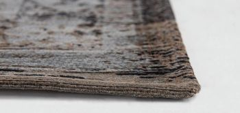 купить Ковёр ручной работы LOUIS DE POORTERE Fading World Grey Ebony 8257 в Кишинёве