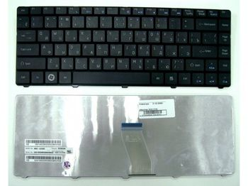 Keyboard  Acer Aspire 4732 4332 eMachines D525 D725 Gateway NV40 NV42 NV44 ENG/RU Black