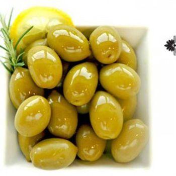 cumpără GIGANT Halkidiki, Olive verzi cu simbure(în sărămură)  GRECIA  250gr=25 LEI. în Chișinău