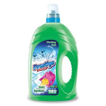 cumpără Detergent lichid Prestige Universal 4 l, 114 de spalari în Chișinău
