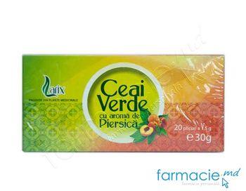 купить Ceai Larix Verde cu Piersici 30g*20 pliculete в Кишинёве