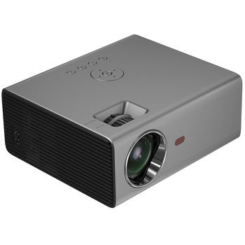 """Проектор ASIO LED RD825 Projector, 4.3"""" LCD TFT, Mirror Screen, 2200 lumens, 1500:1, 1280 x 720 supports 1080p, LED Lamp 50W, Lamp Life: 50000 hours, 16:9/4:3, Picture size 0.88m - 3.75m, 2xHDMI/AV/ 2xUSB/VGA/Mic ( proiector / проектор)"""