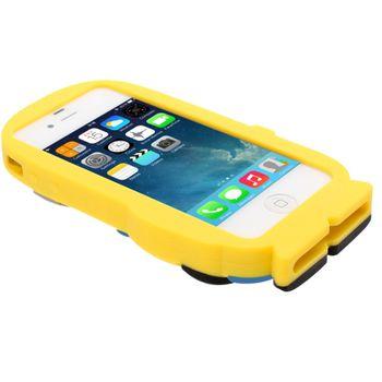 Чехол Миньон для iPhone 4 / 4S силиконовый