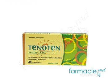 купить Tenoten pentru copii comp. de supt N20x2 в Кишинёве