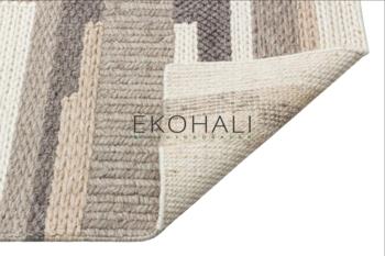 купить Ковёр ручного плетения EKOHALI Jade JD 04 Beige Multy в Кишинёве