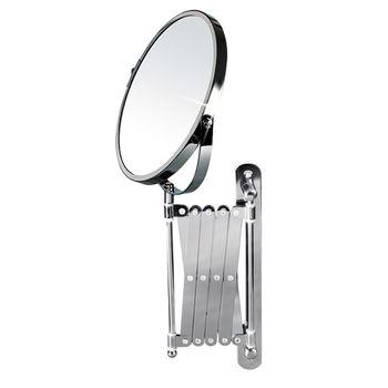 купить Зеркало настенное двустороннее Tatkraft AURORA 11106 в Кишинёве