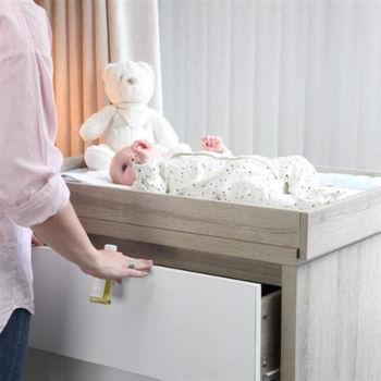 купить Комод Tutti Bambini Modena White & Oak в Кишинёве