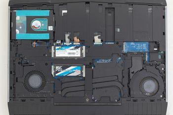 """купить DELL ALIENWARE 15 R3 Black, 15.6"""" IPS FullHD (Intel® Quad Core™ i7-7700HQ 2.80-3.80GHz (Kaby Lake), 16Gb DDR4 RAM, 256GB SSD+1.0TB HDD, GeForce® GTX1060 6Gb DDR5, WiFi-AC/BT4.1, Backlit KB, 10HE64, 4,42 kg ) в Кишинёве"""