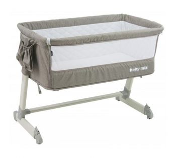 купить Co-sleeper Baby Mix Beige в Кишинёве