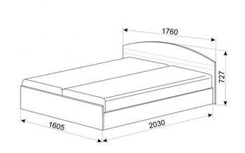 Кровать Inter