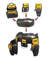 купить Пояс строителя для ношения инструмента DEWALT DWST1-75552 в Кишинёве