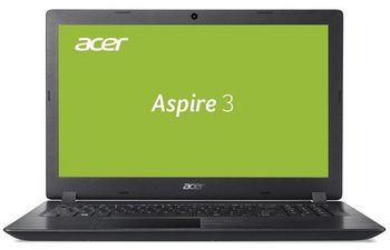 "ACER Aspire A315-31 Obsidian Black (NX.GNTEU.014) 15.6"" HD (Intel® Pentium® Quad Core N4200 up to 2.50GHz (Apollo Lake), 4Gb DDR4 RAM, 128Gb SSD, Intel® HD Graphics 620, w/o DVD, WiFi-AC/BT, 2cell, 0.3MP CrystalEye webcam, RUS, Linux, 2.1kg)"