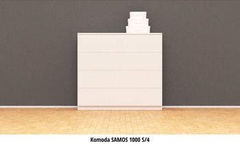 cumpără Comoda Samos S/4 (stejar Lefkas) în Chișinău