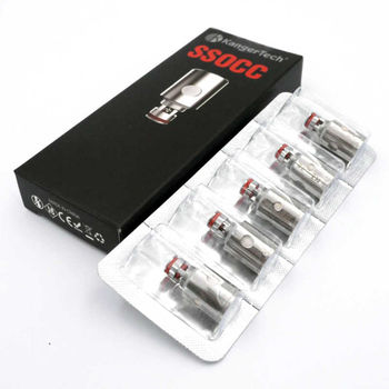 купить KangerTech SSOCC NiCr 1,2 omh(Topbox / Subvod / Subtank ) в Кишинёве