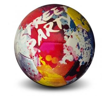 Мяч футбольный N5 Alvic Street  Party (500)