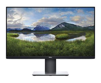 """27.0"""" DELL IPS LED P2719H Ultrathin Bezel Black (6ms, 1000:1, 300cd, 1920x1080, 178°/178°, VGA, DisplayPort, HDMI, Pivot , Height-adjustable, USB Hub: 2 x USB3.0 / 2 x USB2.0, VESA )"""