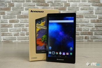 "купить Lenovo TAB2 A8-50F White 8.0"" IPS / 4 x 1.3GHz / 16GB / GPS / 2 камеры / microSD / Wi-Fi / Android 5.0 в Кишинёве"