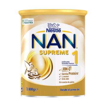купить Nestle Nan 1 Supreme молочная смесь, 0+ мес. 800 г в Кишинёве