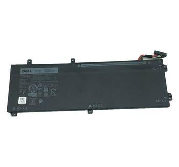 Battery Dell XPS 15 9560 9550 Precision 5510 5520 M5510 M5520 6GTPY 5XJ28 4GVGH 1P6KD 6GTPY RRCGW 11.4V 4865mAh Black Original