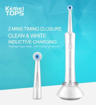 купить Электрическая Зубная щетка KEMEI TOPS © в Кишинёве