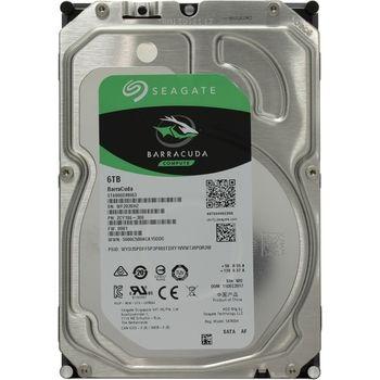 "3.5"" HDD 6.0TB  Seagate ST6000DM003 BarraCuda™ Compute, 5400rpm, 256MB, SATAIII"