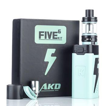 купить KangerTech (AKD) Five 6 Mod 222W + Tank 8.0ml в Кишинёве