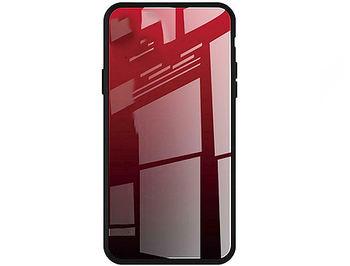 490014 Husa Screen Geeks Glaze Xiaomi Redmi Note 8 Pro, Black & Red (чехол накладка в асортименте для смартфонов Xiaomi)