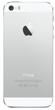 Apple iPhone 5s 32GB, White/Silver